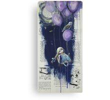 Journeys In Dreams Canvas Print