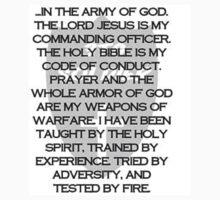 Army of God by MasterCBGrace