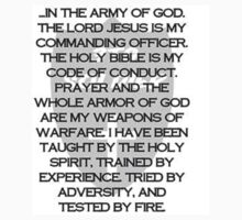 Army of God by MasterCBGrace