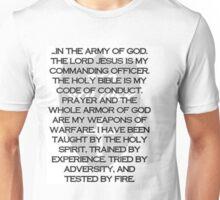 Army of God Unisex T-Shirt