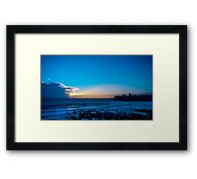 Tynemouth Priory, Framed Print