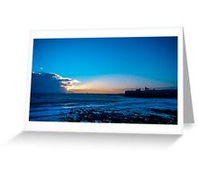 Tynemouth Priory, Greeting Card
