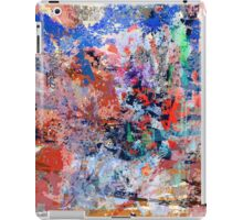 Messy Collage 01 iPad Case/Skin