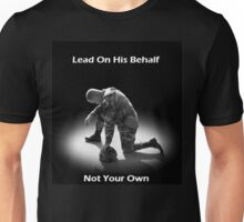 Lead For His Name Sake Unisex T-Shirt