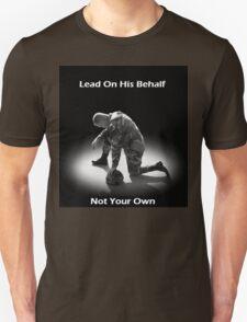 Lead For His Name Sake T-Shirt