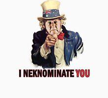 I Neknominate You - Bob Hawke Edition Unisex T-Shirt