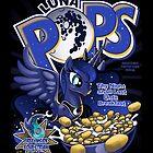 Equestria's Luna Pops by Gilles Bone