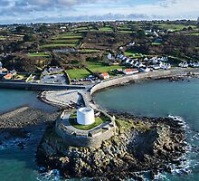 Fort Grey, Guernsey by Kevin Lajoie