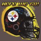 Pitsburgh Steelers (Steel) by Josh De Pasquale