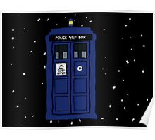 The TARDIS Poster