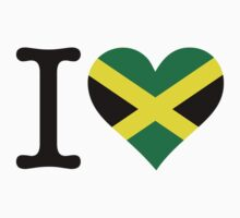 I Love Jamaica by artpolitic