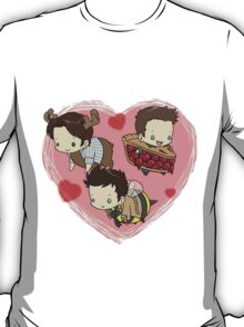 SuperNatural Chibi T-Shirt