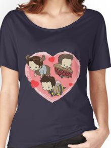 SuperNatural Chibi Women's Relaxed Fit T-Shirt