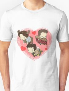 SuperNatural Chibi Unisex T-Shirt