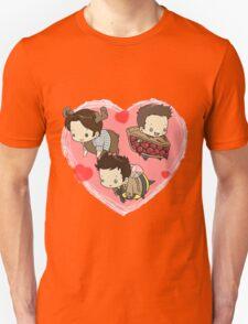 SuperNatural Chibi Unisex T-Shirt