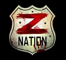 Z Nation Sign by Lytherial