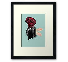 small patch Framed Print