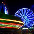 Ferris Wheel by Tina Hailey