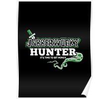 Jabberwocky Hunter Poster