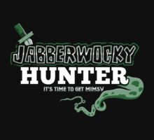 Jabberwocky Hunter by BootsBoots