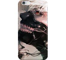 Kaneki Ken Tokyo Ghoul mask iPhone Case/Skin