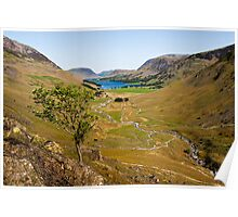 Warnscale Bottom - Buttermere Poster