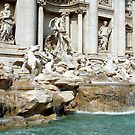 Trevi fountain - Rome (Italy) by Arie Koene