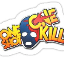 Counter Strike Global Offensive - One Shot One Kill Sticker
