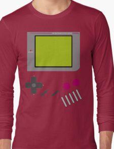 Gameboy Nintendo  Long Sleeve T-Shirt