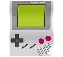 Gameboy Nintendo  Poster