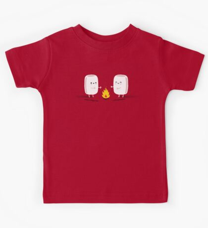 Marshmallows Kids Tee