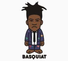 Basquiat by JamesShannon