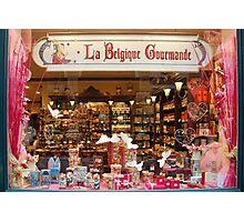 La Belgique Gourmande Photographic Print