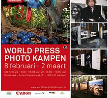 World Press Photo Exhibition Kampen 13 Netherlands by patjila