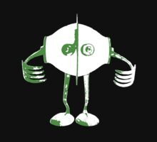 Boon: Robot  T-Shirt by adoptabot