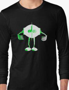 Boon: Robot  T-Shirt Long Sleeve T-Shirt
