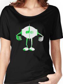 Boon: Robot  T-Shirt Women's Relaxed Fit T-Shirt