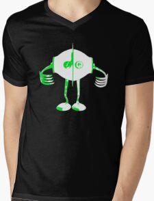 Boon: Robot  T-Shirt Mens V-Neck T-Shirt