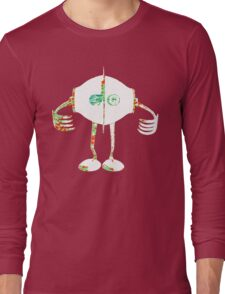 Boon - Multicolor - Robot Long Sleeve T-Shirt