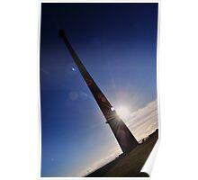 Emley Moor Mast Poster