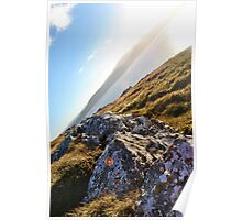 The Great Orme Summit Poster