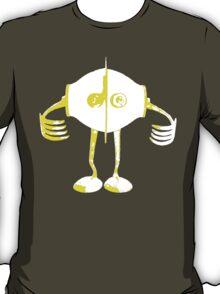 Boon Yellow Robot T-Shirt