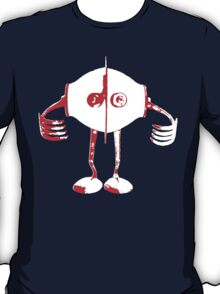 Boon - Red - Robot T-Shirt