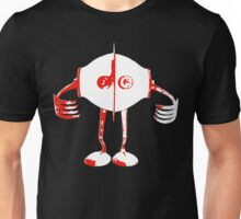 Boon - Red - Robot Unisex T-Shirt