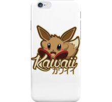 Kirby Eevee Mashup iPhone Case/Skin