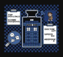 Doctor Whovio Kids Tee