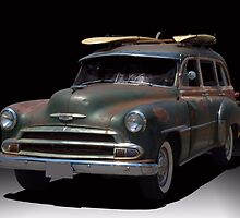 1951 Chevrolet Station Wagon by TeeMack