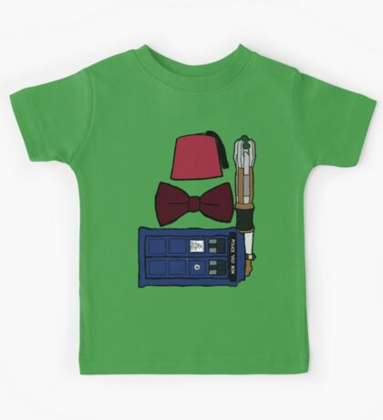 These are a few of my favourite things. Kids Tee