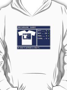 Recursive Shirt Equipped T-Shirt