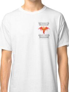 Winners v Quitters Tee Classic T-Shirt